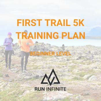 5k beginner trail running training plan