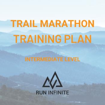 trail marathon running plan ultra mountain